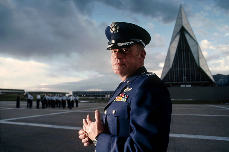 The Commander/ USAF Academy