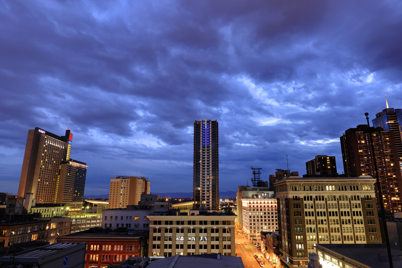 Denver Skyline (South)