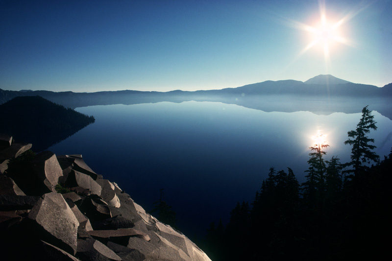 Elements/ Crater Lake/ OR